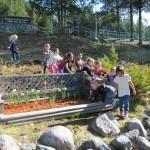 Kindergarden - April, 2014